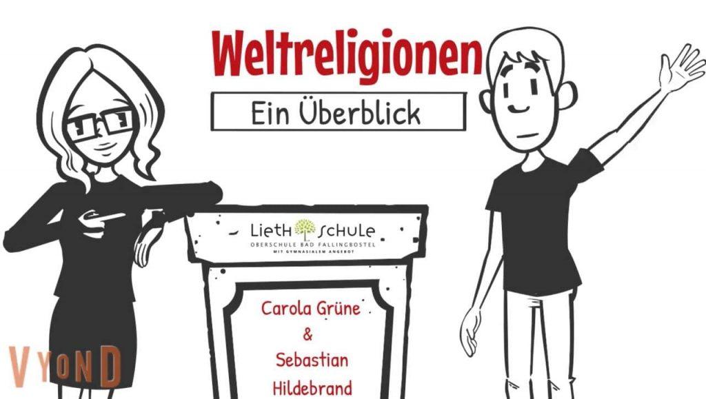 Weltreligionen – Ein Überblick