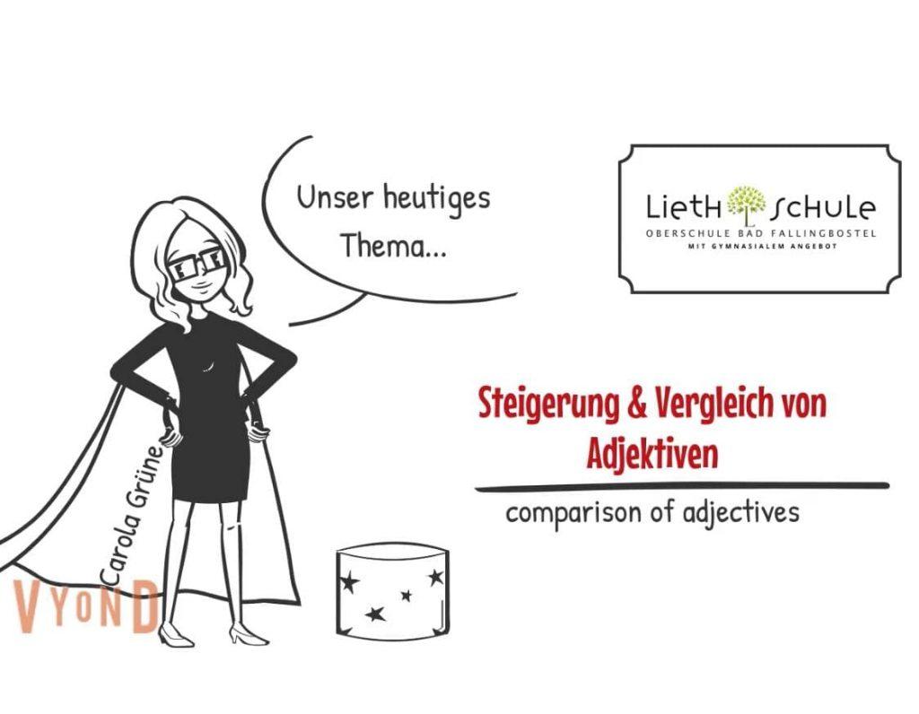 Steigerung & Vergleich von Adjektiven