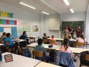 Webung Französischunterricht